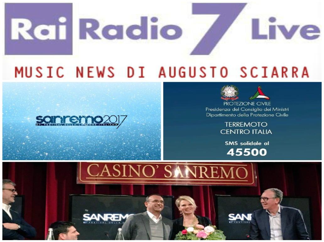 00fc4eabe5 WebRadio wr7 - Music News di Augusto Sciarra