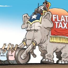 Risultati immagini per Flat Tax)